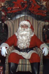 Glenn Stewart Coles as Santa