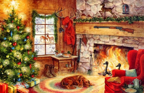 The Night After Christmas – Shifting Vibration
