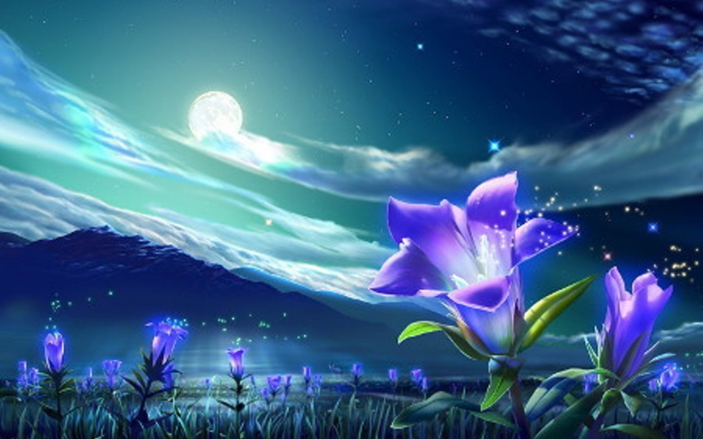 Flowers for night time flowers healthy full flower moon may 21 2018 shifting vibration izmirmasajfo