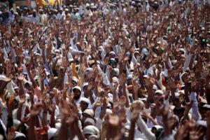 crowd-peace