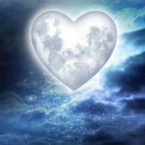 heart-moon